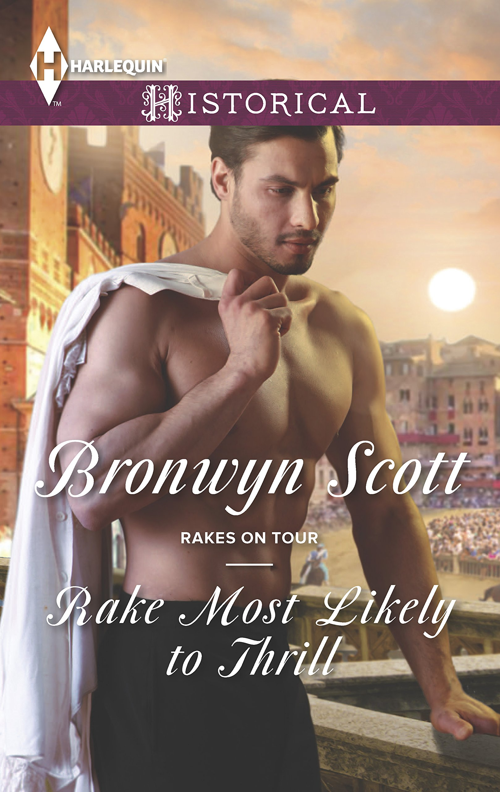 Rake Most Likely to Thrill (Rakes on Tour) pdf epub