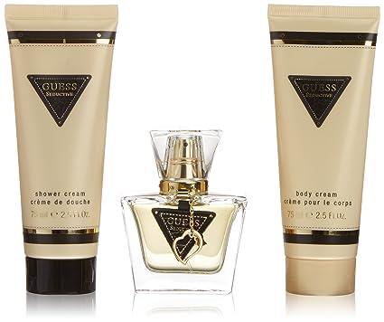 a9b5df20 Guess Seductive Gift Set Eau De Toilette Spray 30 ml en 75 ml Body Cream  además