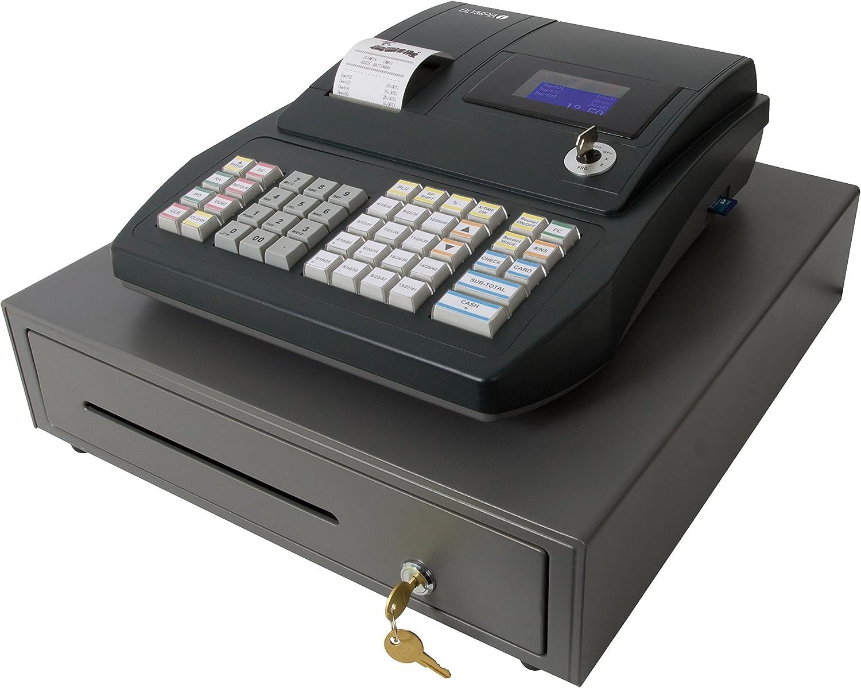 Olympia CM912 - Caja registradora, color antracita: Amazon.es ...