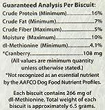NaturVet GrssSaver Biscuits Peanut Butter Flavor