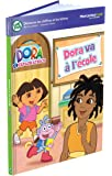 LeapFrog - 80847 - Jeu Educatif - Livre Mon Lecteur Leap/Tag - Dora va à l'école (Nickelodeon)