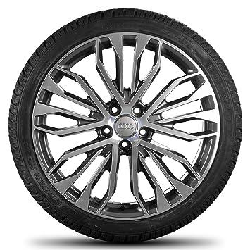Audi 20 pulgadas Llantas Invierno ruedas A6 S6 4 G Competition Llantas Neumáticos de invierno: Amazon.es: Coche y moto