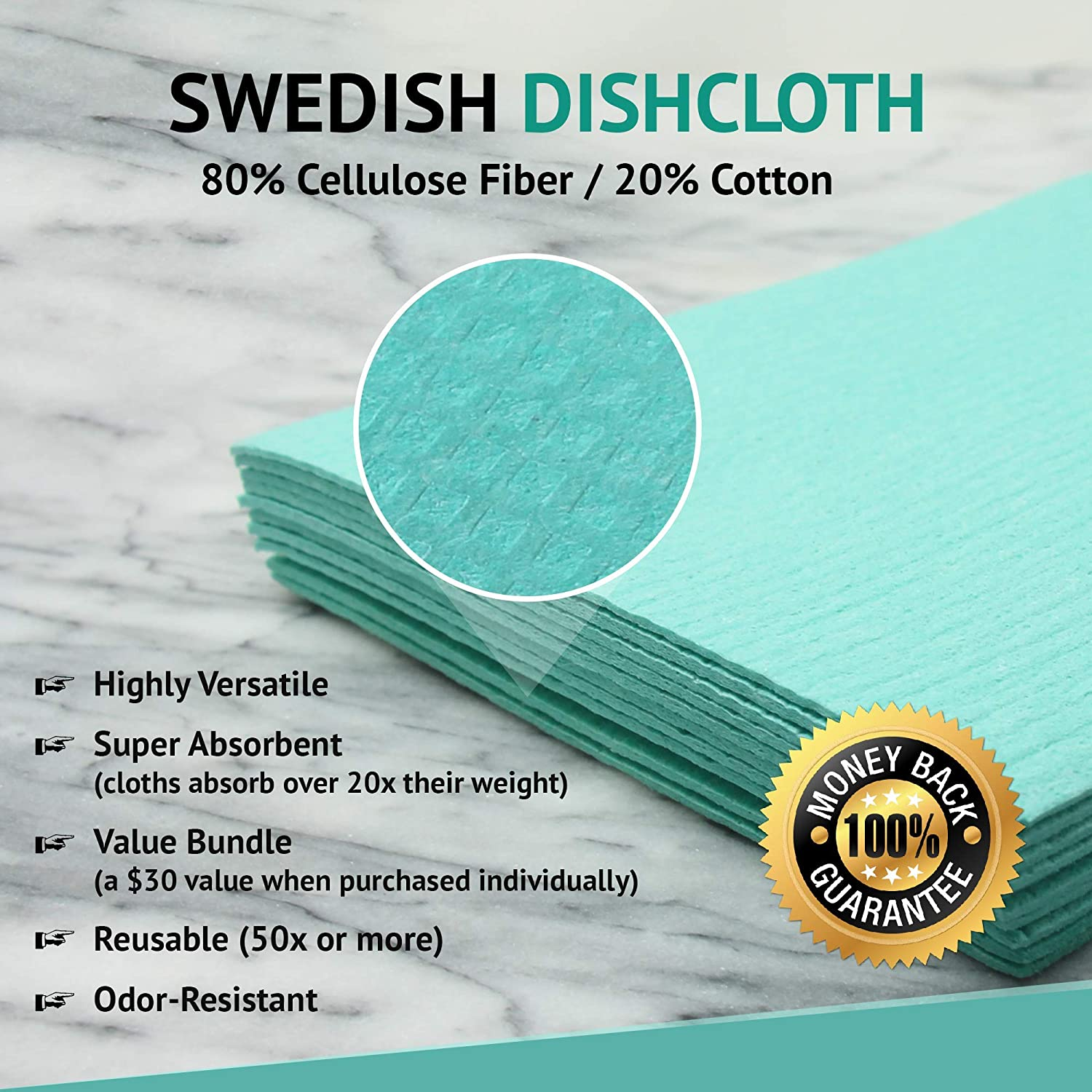 Swedish dish cloth