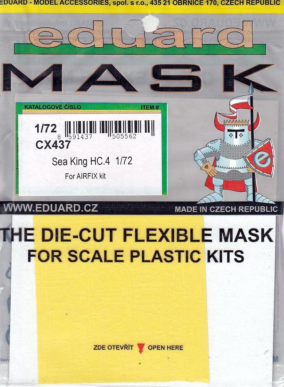 Eduard Masks 1:72 Sea King HC.4 Airfix