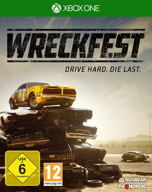 Wreckfest (XBox ONE): Amazon.es: Electrónica