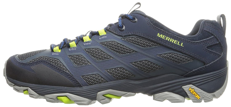 Merrell Herren Moab FST Trekking- & & & Wanderhalbschuhe e62769