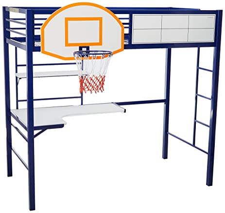 Powell Furniture Hoops Basketball Bed Bunk Bed