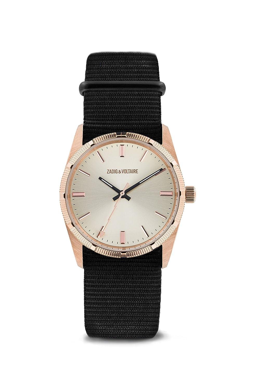 Zadig & Voltaire Unisex-Armbanduhr ZVF207