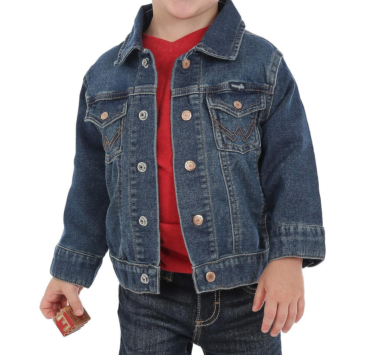 Wrangler Boys Baby Denim Jacket PQK126D