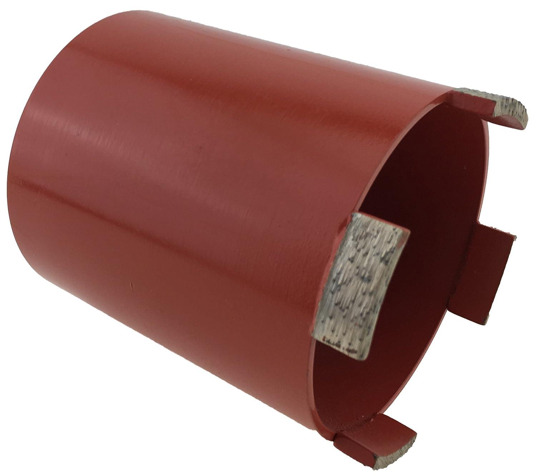 Schalterdosen und weitere Elektroinstallationen PRODIAMANT Diamant-Dosensenker Mauerwerk 68 mm x M16 x 90 mm Nutzl/änge Diamantdosensenker 68mm f/ür Steckdosen Verteilerdosen