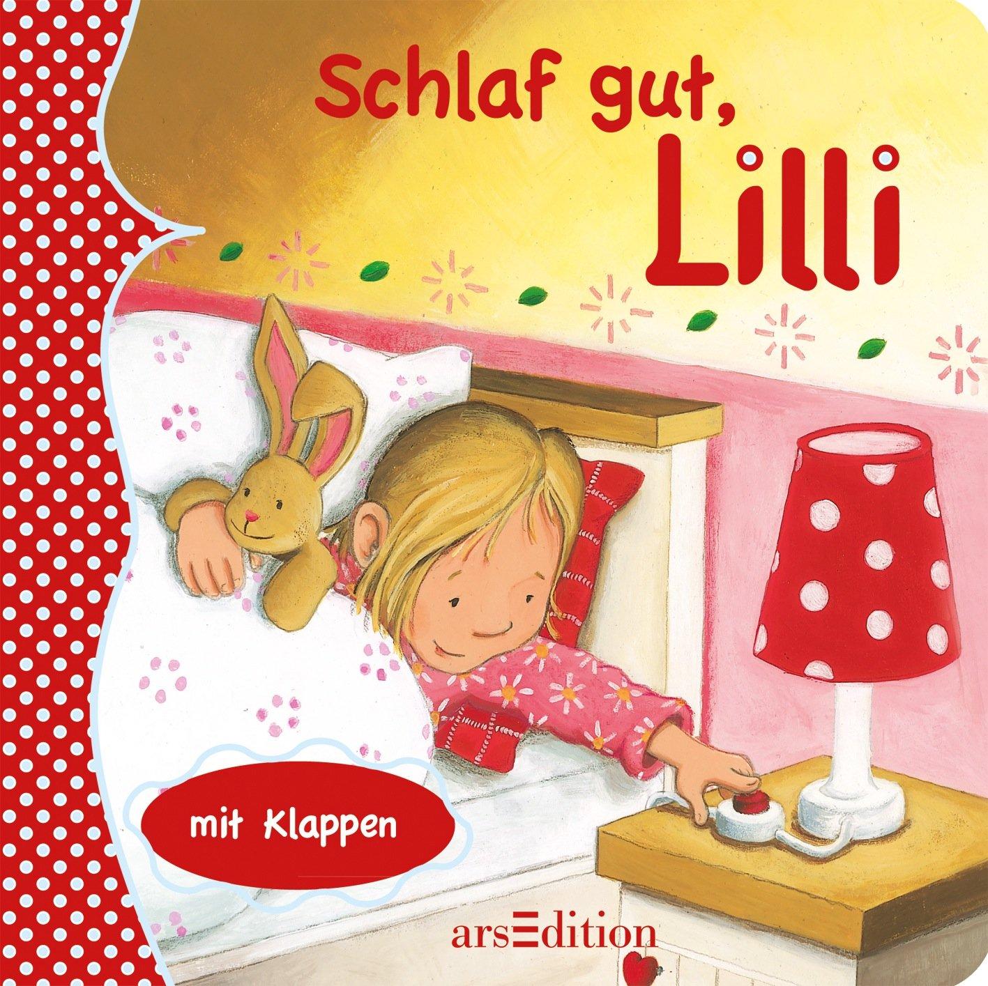 Schlaf gut,Lilli
