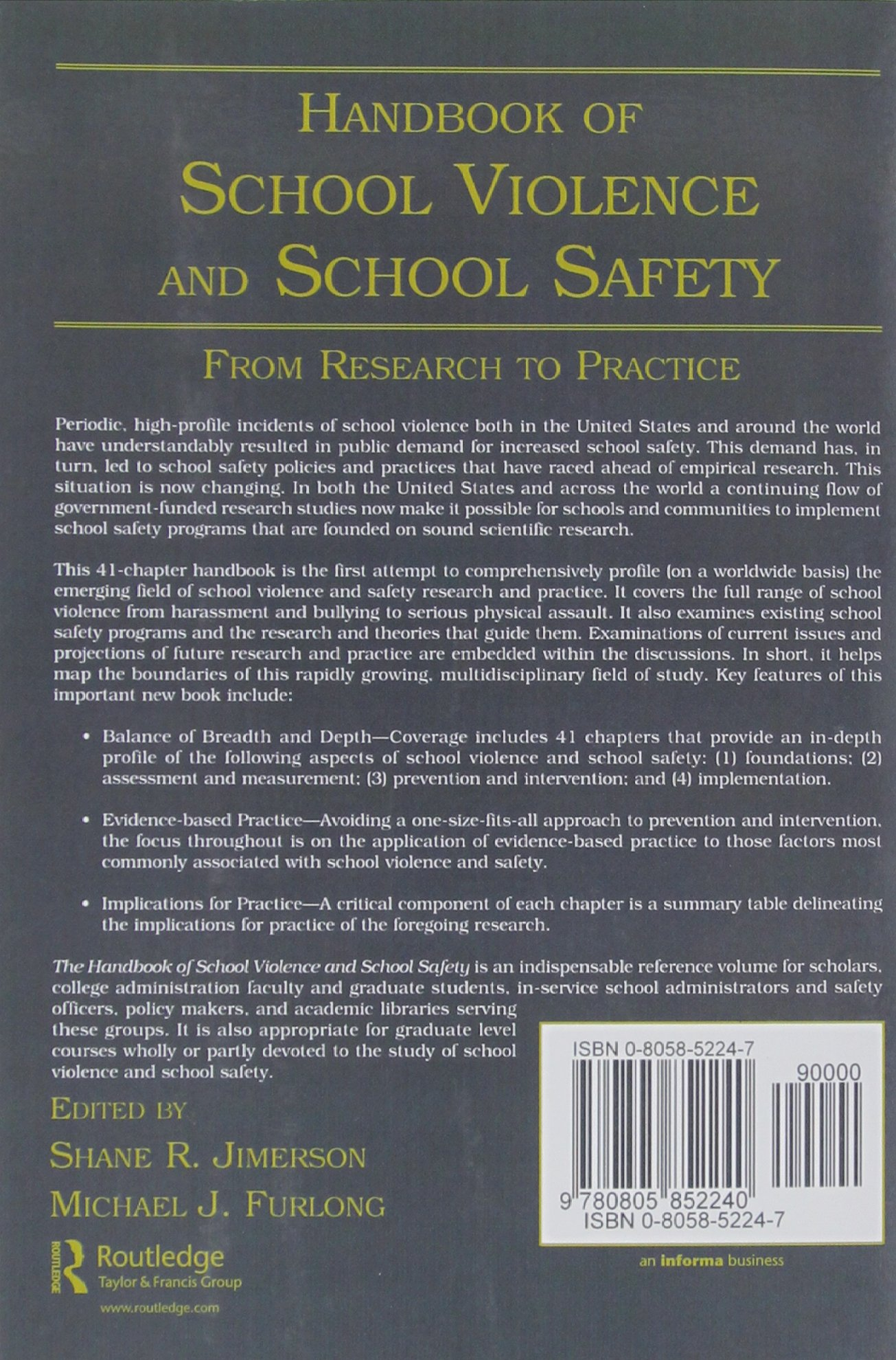 Essay school violence and some causes