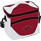 Logo Brands Collegiate 9-Can Cooler Tote Front Dry Storage Pocket Shoulder Strap