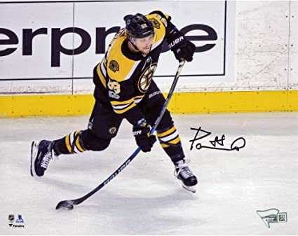 6f72a04bf48 David Pastrnak Boston Bruins Autographed 8
