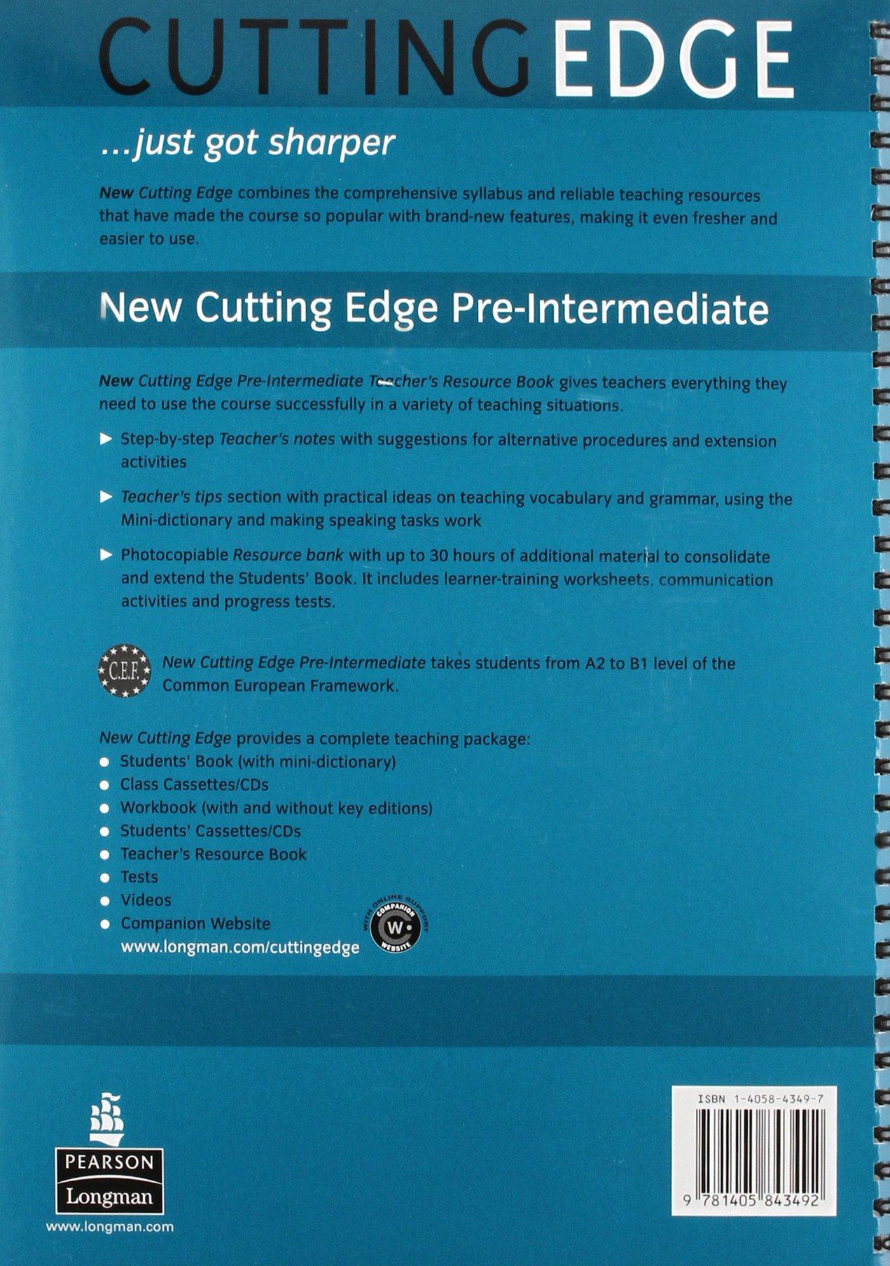 English book pdf cutting edge