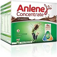 Anlene Concentrate - Chocolate Hi-Calcium Milk, 4 x 125ml