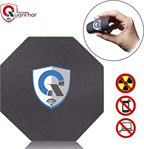 10 in1 EMF Protection Tesla Technology Emf Protector.Geopathic Stress Zone Protection no matter where you are.GOLD International AWARD as Radiation Protection EMF Shield.EMF Blocker 1.5 IN NEW Version