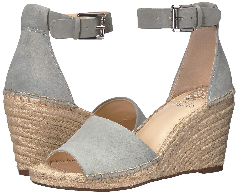 e2b0ba00e4f Vince Camuto Women's Leera Espadrille Wedge Sandal: Buy Online at ...