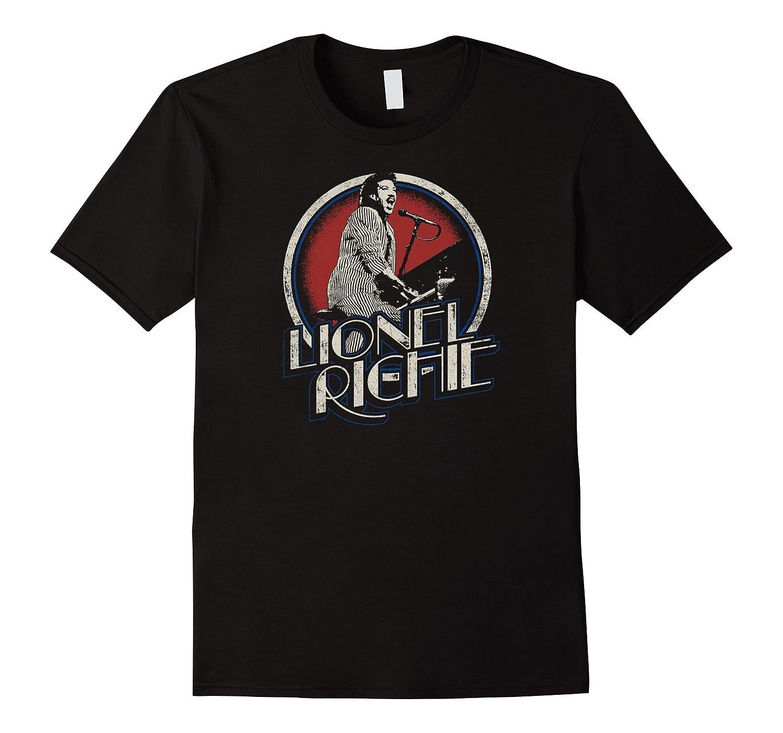 Womens Lionel Richie T Shirt Asphalt-Samdetee