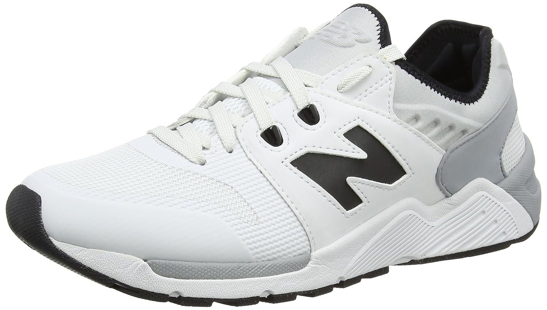 New Balance 009, Zapatillas para Hombre 42.5 EU Blanco