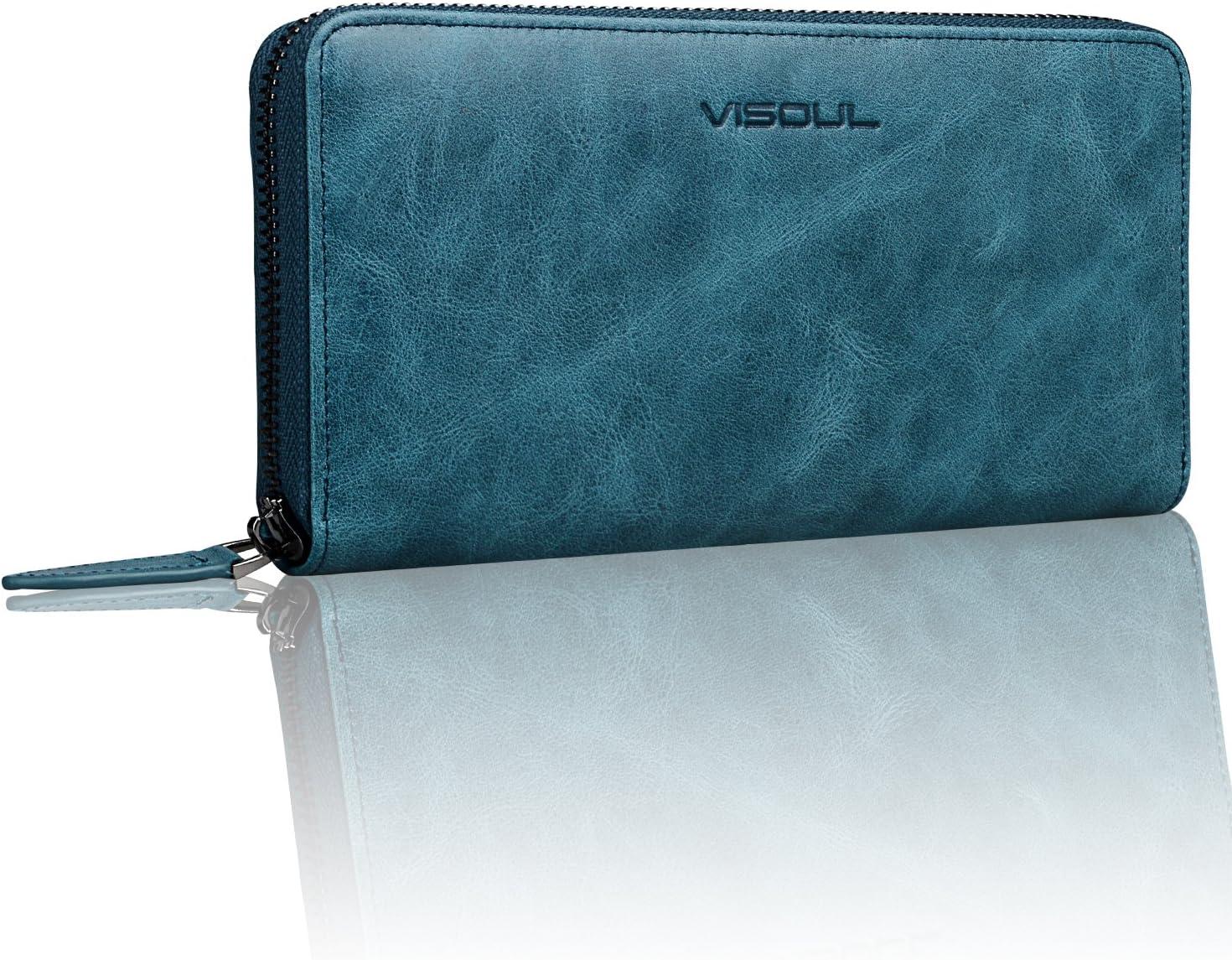 VISOUL Wallet Black02