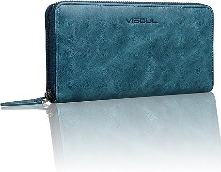 Black02 VISOUL Wallet