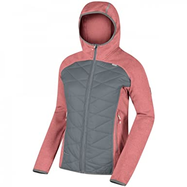 Jacket6 Insulated Hybrid Regatta Iii Grey Usneon Womensladies Stretch Peachrock Andreson rBsChtdxQ