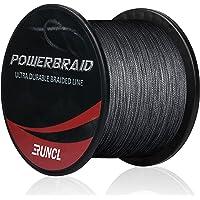 RUNCL PowerBraid Fishing Line 4/8/9 Strands, Braided Fishing Line 300/500/1000Yds - Seamless Weaving Tech, Enhanced…