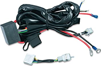 Amazon.com: Kuryakyn 7676 Motorcycle Accessory: Plug & Play Trailer Wiring  with Relay Harness for 2012-17 Honda Gold Wing GL1800, F6B Motorcycles:  AutomotiveAmazon.com