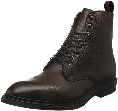 983f35aa765 Allen Edmonds Mens First Avenue First Avenue Dress Boots Brown Size ...