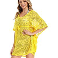 AS ROSE RICH Swimsuit Cover Ups for Women - Bathing Suit Cover Ups - Beach Cover Ups