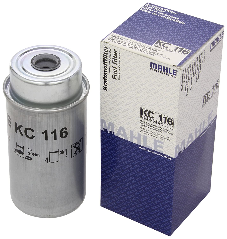 Knecht Kc 116 Fuel Filter Car Motorbike Case Filters