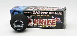 Price - Balle de Racketball - Jeu Un Point - Fabriqué au Royaume - Normes ESRA