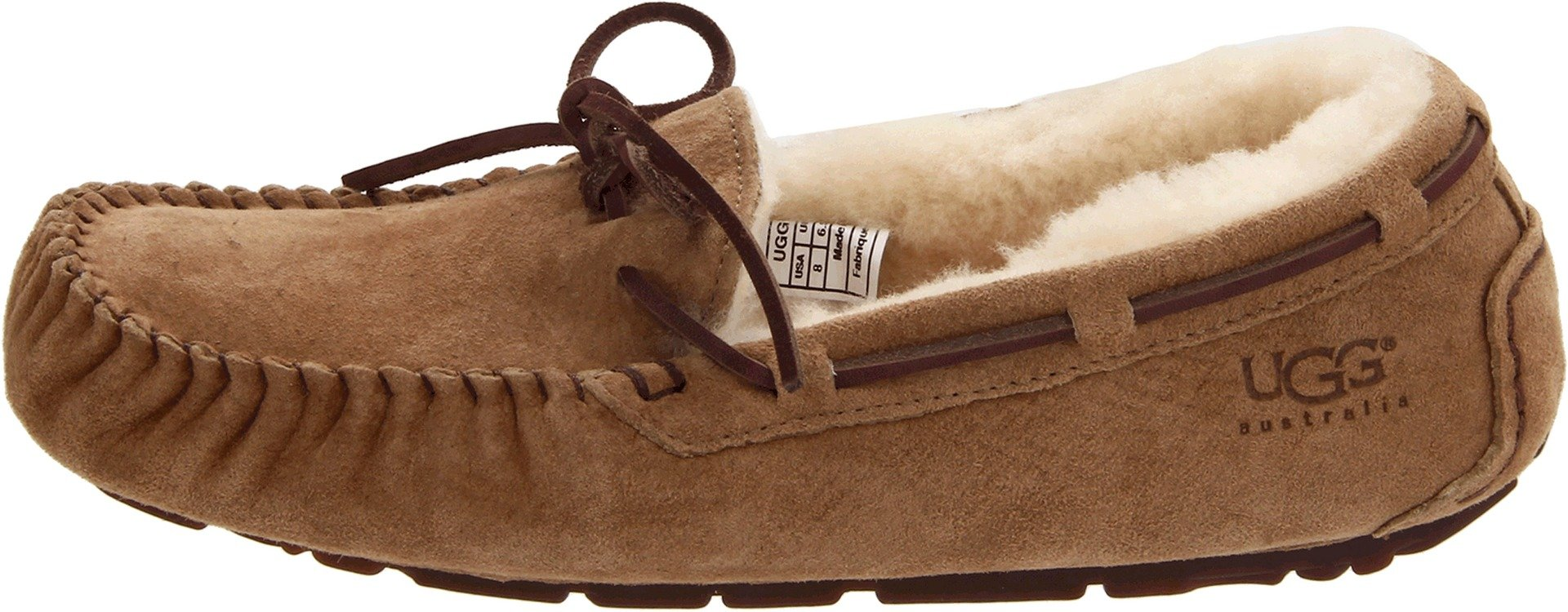 UGG Women's Dakota Moccasin, CHESTNUT, 8 B US by UGG (Image #2)