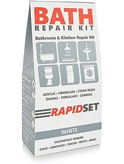 Devcon Epoxy Bathtub Repair Kit Almond White Tile Epoxy