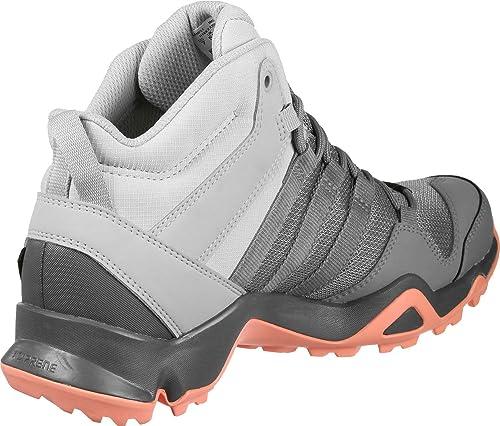 Adidas Terrex Ax2R Mid GTX W, Botas de Senderismo para Mujer