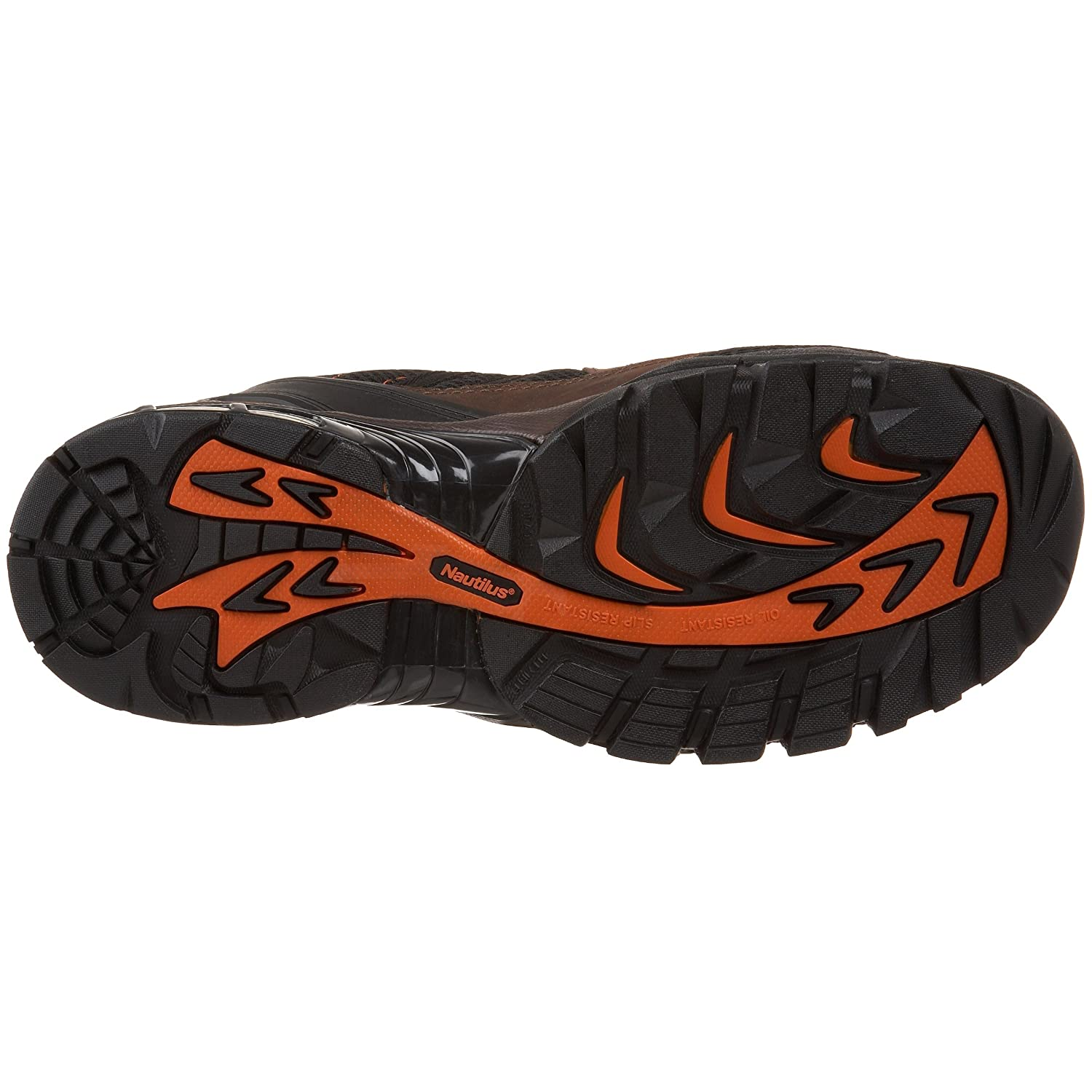 Amazon.com: Nautilus 1700 Comp Toe No Exposed Metal EH Athletic Shoe: Shoes