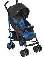 Chicco New Echo - Silla de paseo, ligera y compacta, 7,6 kg,