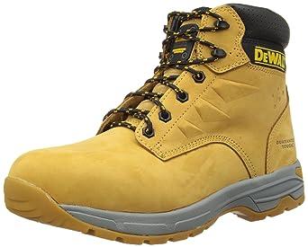 DeWALT Carbon - zapatos de seguridad de cuero hombre, Color