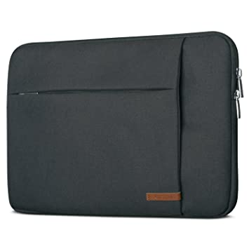 "87c5372f41 Housse Ordinateur Portable 14 Pouces MacBook Pro 15"" Anthracite -  CASEZA London Sac pour Notebook"