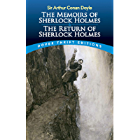 The Memoirs of Sherlock Holmes & The Return of Sherlock Holmes (Dover Thrift Editions) (English Edition)