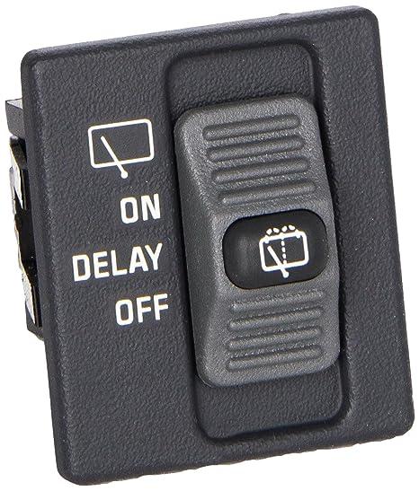ACDelco 15687026 gm Original Equipment limpiaparabrisas trasero y arandela Interruptor, N/A En