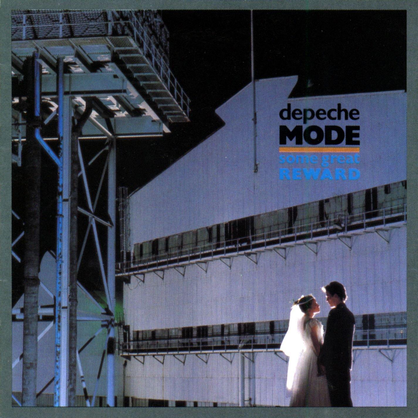 CD : Depeche Mode - Some Great Reward (CD)