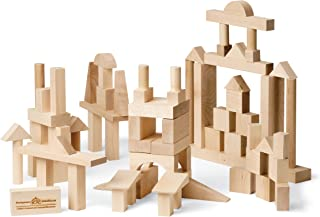 product image for My Best Blocks - Advanced Builder - Made in USA, 78 Pieces