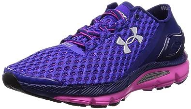 Under Armour UA W Speedform Gemini, Chaussures de Running Femme - Gris (ldd 029), 36.5 EU