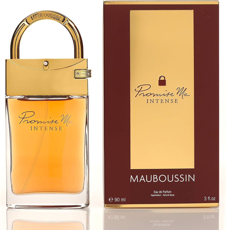 Mauboussin - Eau de Parfum Femme - Promise Me Intense - Aroma Oriental & Floral - 90ml