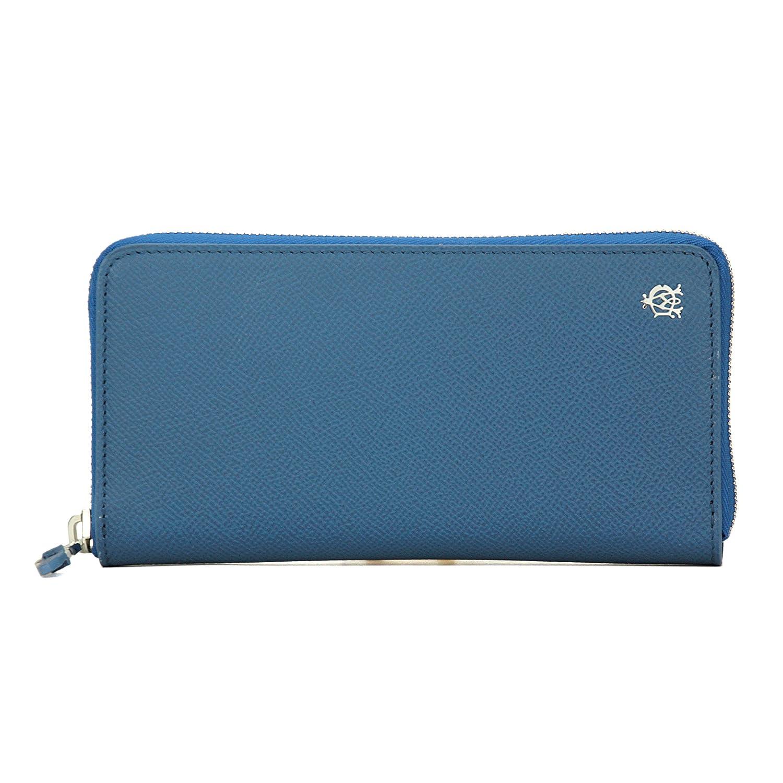 ダンヒル(dunhill) ボードン BOURDON L2Y218D 長財布(ラウンドファスナー) ブルー 青[並行輸入品] B01DLV096Y