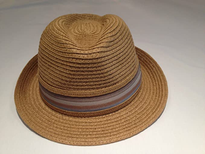 43446f66c1b Amazon.com   Stetson Genuine Toyo Uxbridge Khakicolor Straw Hat Men s Size  Large New with Tag   Everything Else