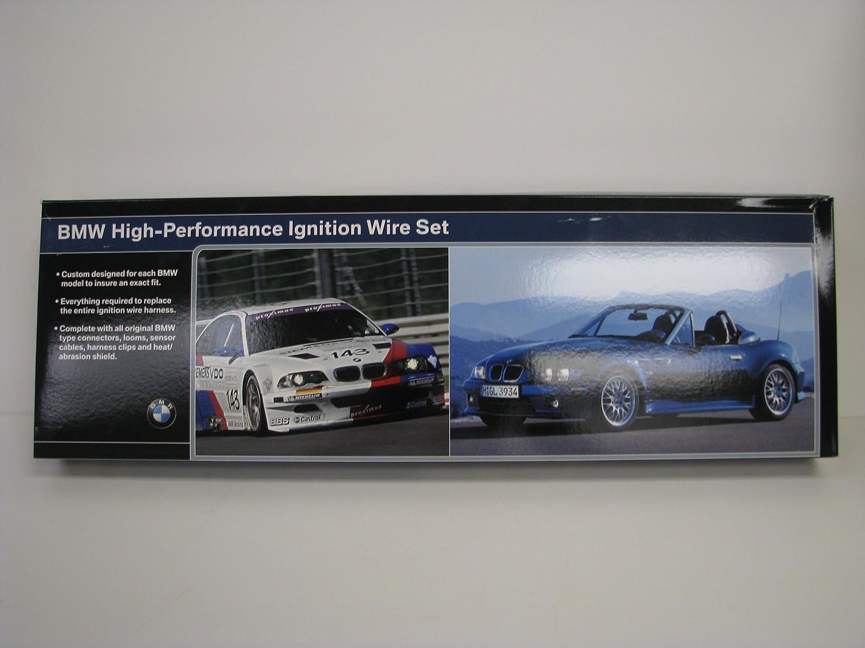 Amazon.com: Performance Karlyn/sti Spark Plug Wire Set for BMW 850 Both  Sides: Automotive