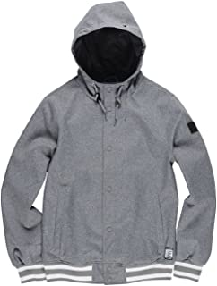 Element Dulcey Jacket Grey Heather